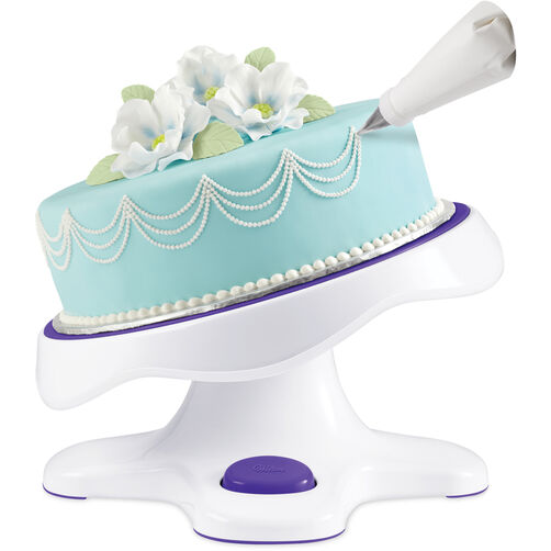 Tilt N Turn Ultra Cake Turntable Wilton