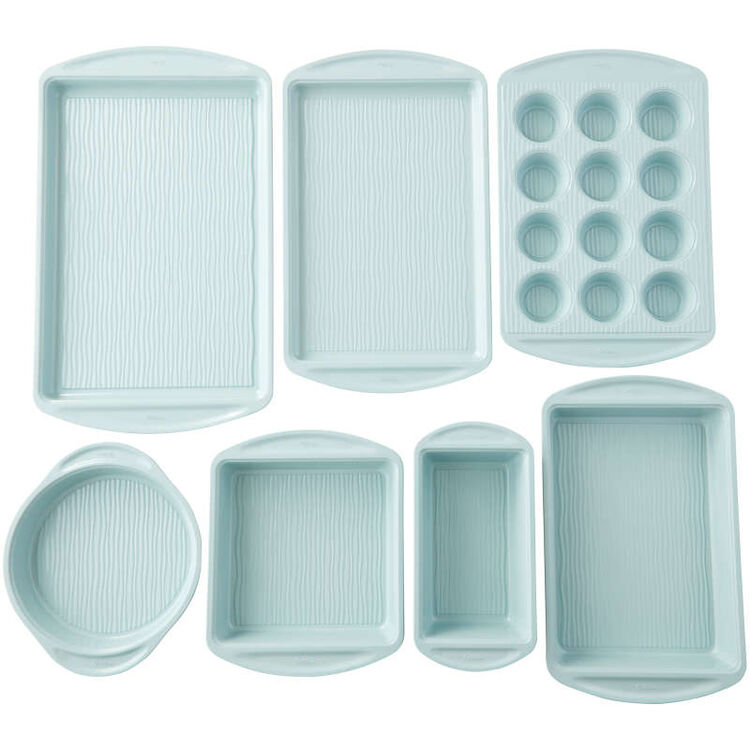 Texturra Performance Non-Stick Bakeware Set, 7-Piece