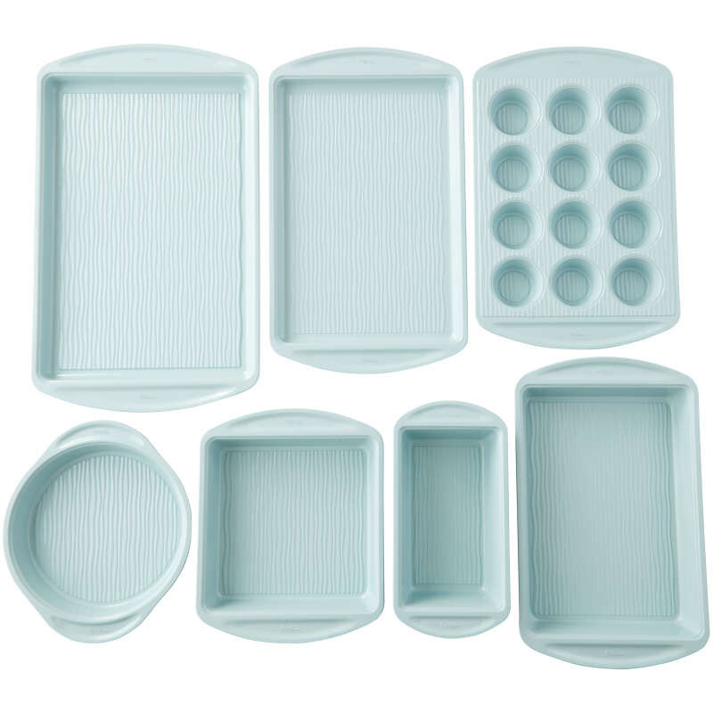 Texturra Performance Non-Stick Bakeware Set, 7-Piece image number 0