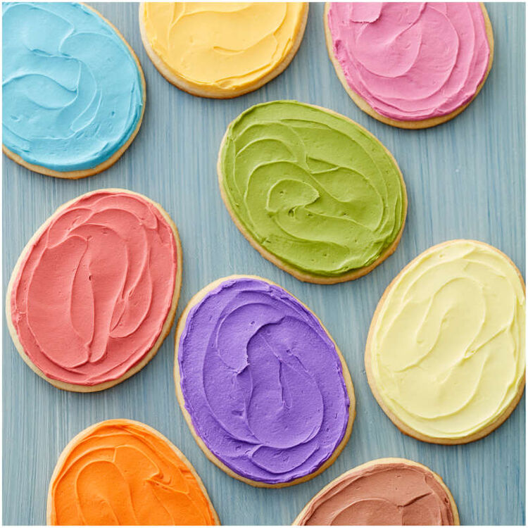 Grippy Easter Egg Cookie Cutter