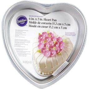Decorator Preferred 6 x 2 Heart Cake Pan