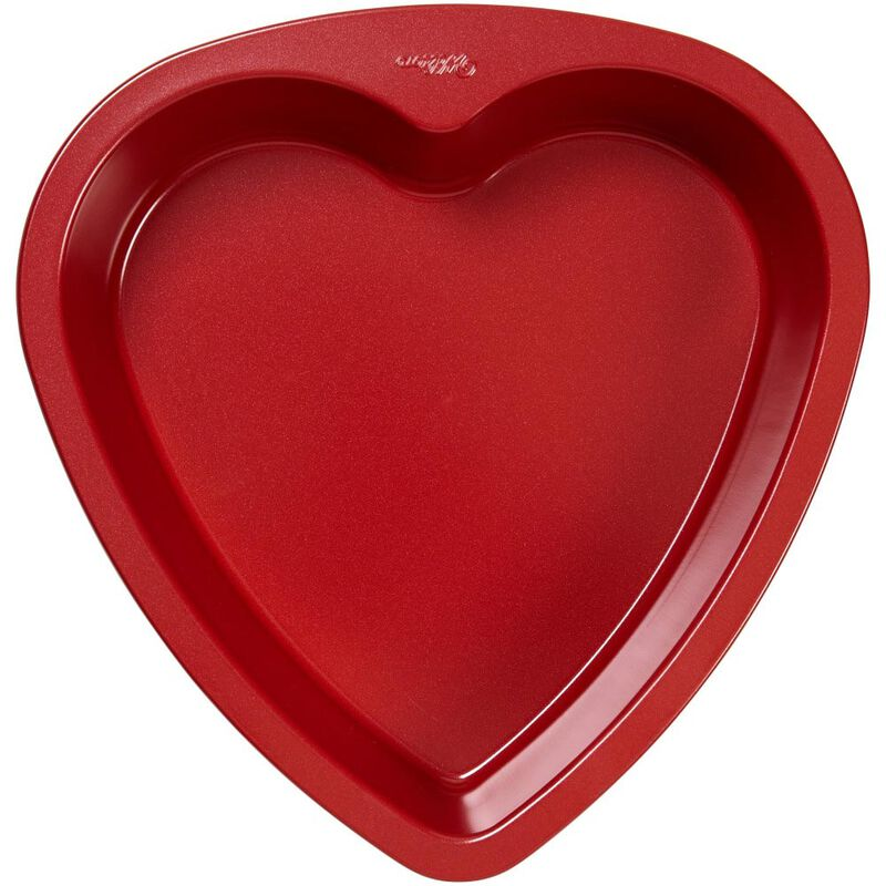 Red Heart Cake Pan, 9-Inch image number 0