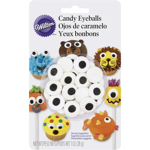 Wilton Large Candy Eyeballs