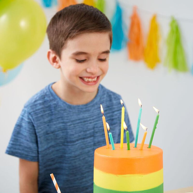 Tall and Short Birthday Candles, 20-Count image number 5
