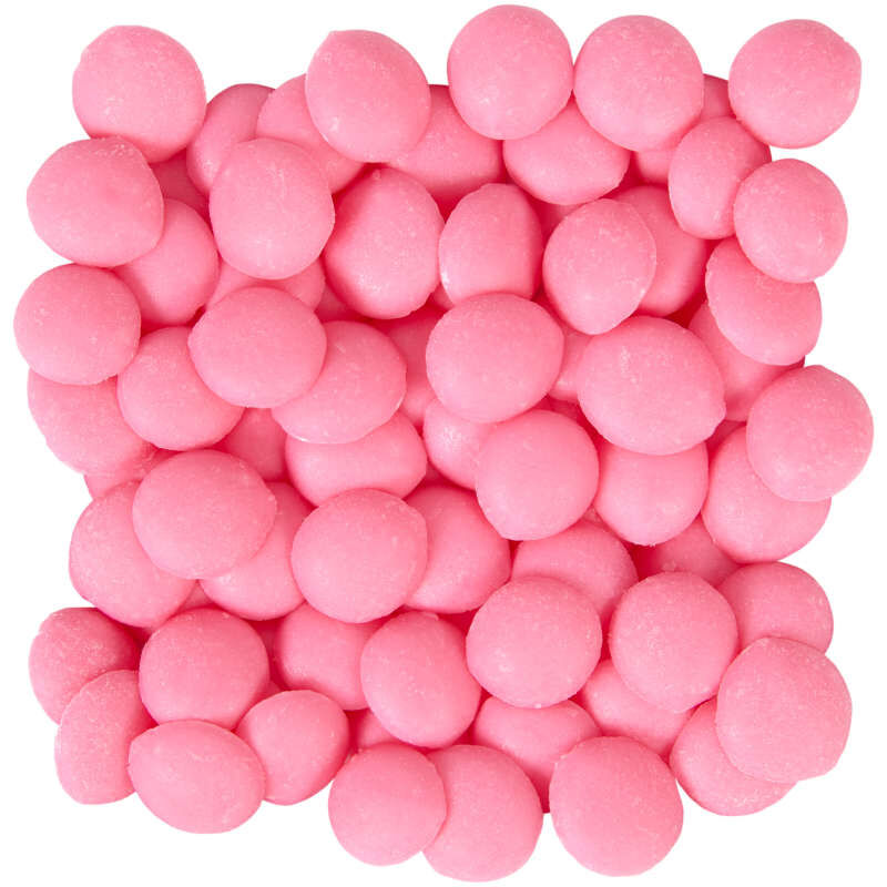 Bright Pink Candy Melts Drizzle Pouch 2 oz image number 1
