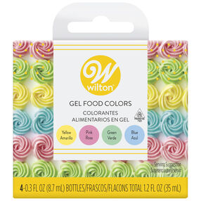 Gel Food Colors