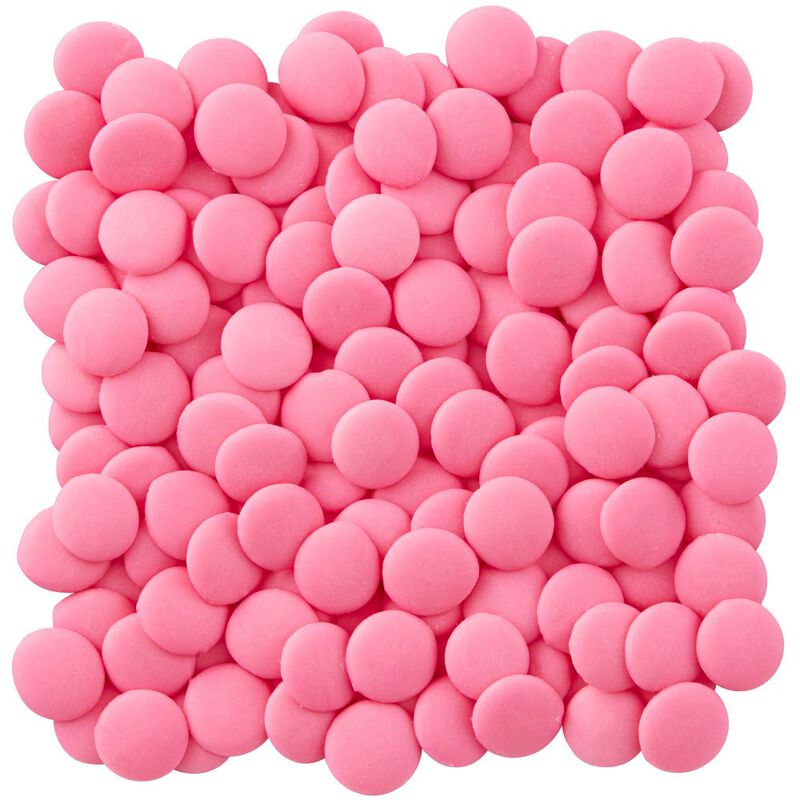 Pink Candy Melts Candy Wafers image number 0