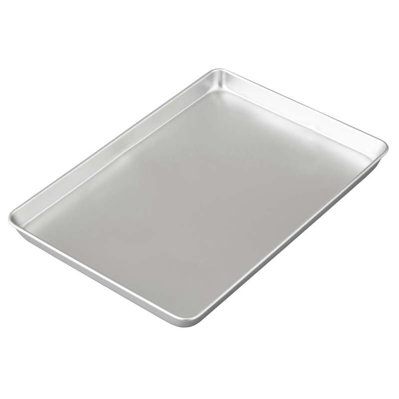 Performance Pans Aluminum Jelly Roll Pan, 10.5 x 15.5-Inch image number 2
