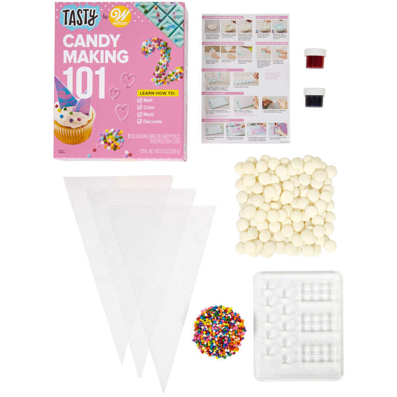 Tasty by Candy Making 101 Kit image number 1
