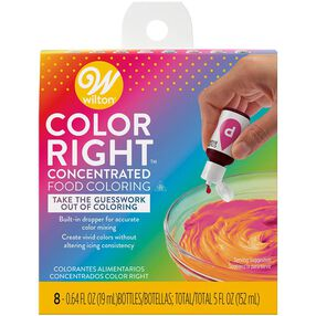 Color Right Food Coloring System