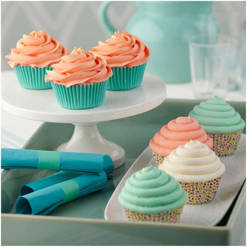 Disposable Cake Decorating Tips Set, 2-Piece image number 3