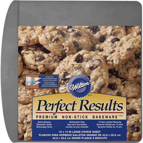 Perfect Results 16 x 14 Air Insulated Cookie Sheet