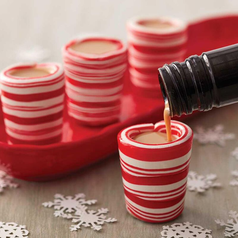 Candy Cane Cups image number 1