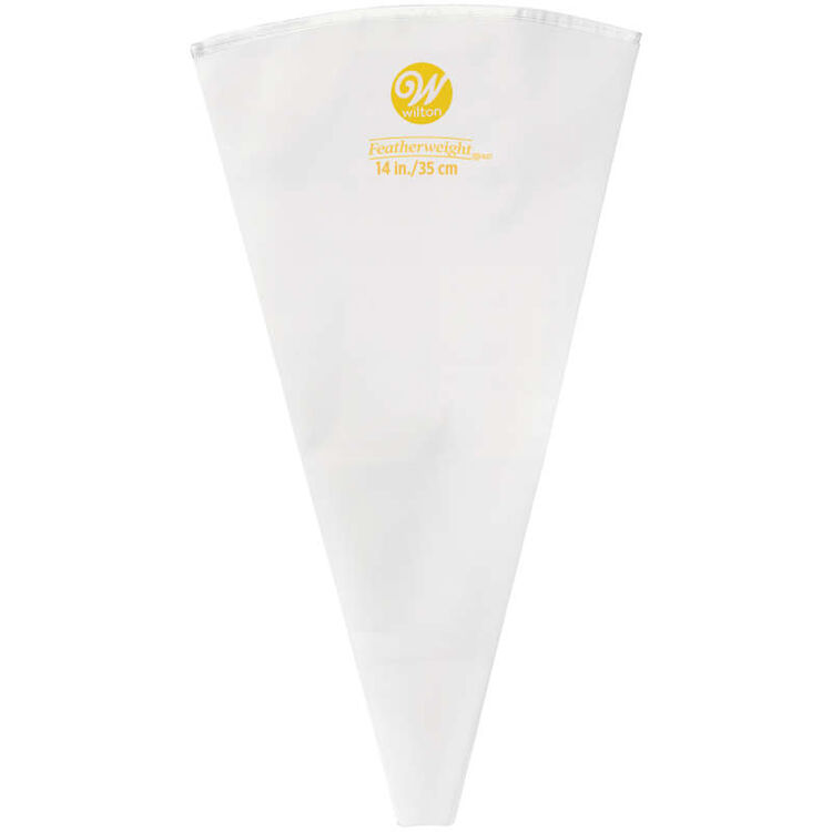 Featherweight Decorating Bag - Reusable 14-Inch Piping Bag