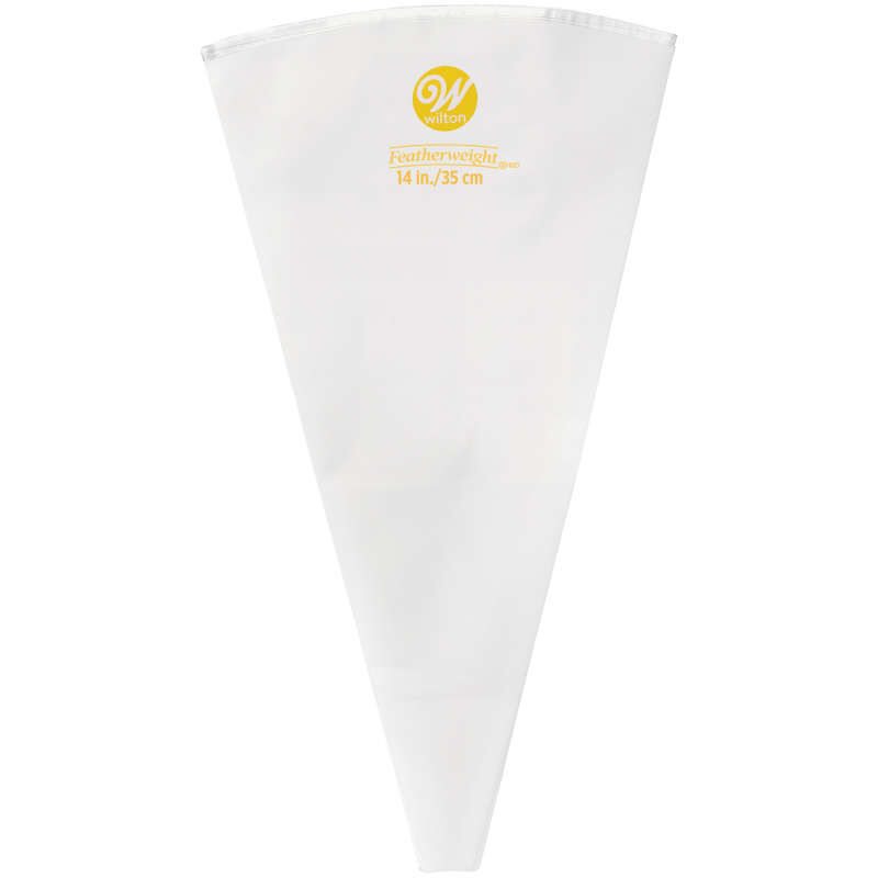 Featherweight Decorating Bag - Reusable 14-Inch Piping Bag image number 0