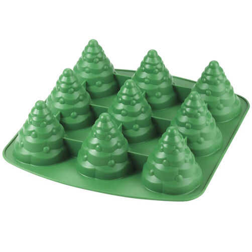 3-D Mini Tree Silicone Mold
