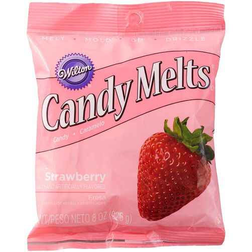 Strawberry Candy Melts