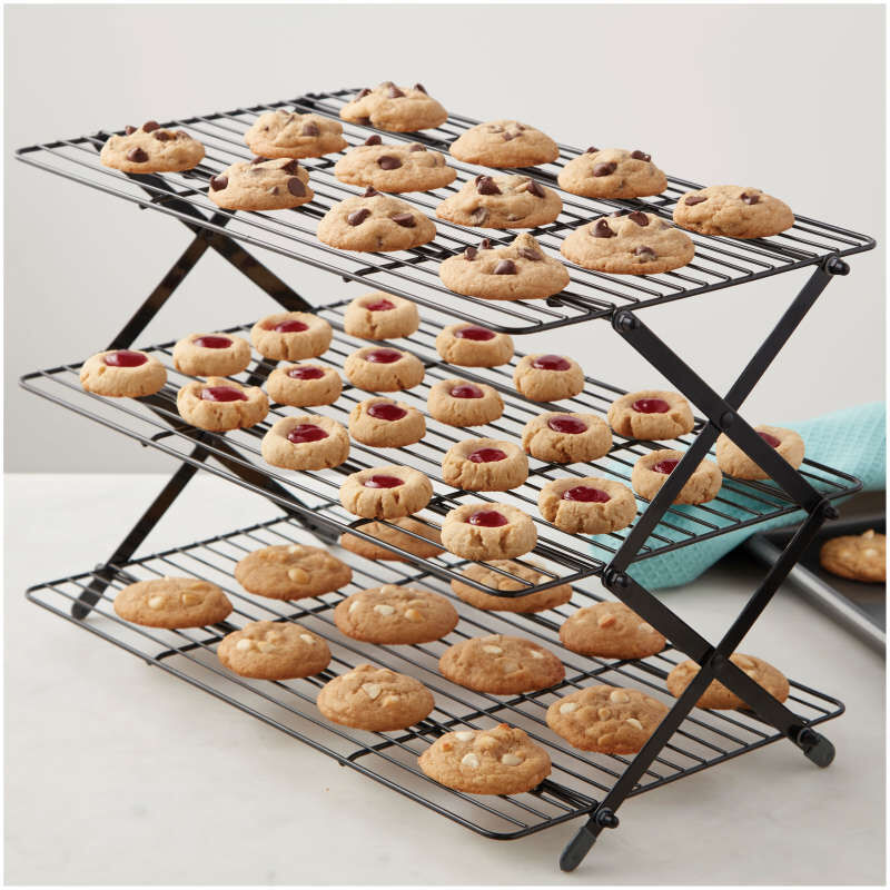 3-Tier Collapsible Cooling Rack image number 4