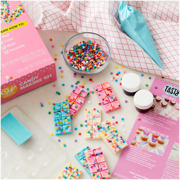 Tasty by Candy Making 101 Kit