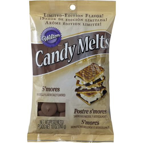 Wilton S'mores Flavored Candy Melts