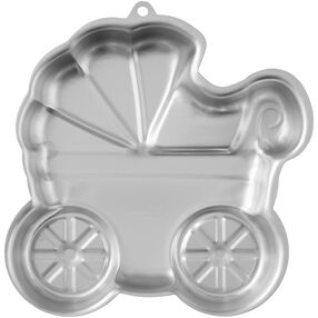 Baby Carriage Cake Pan