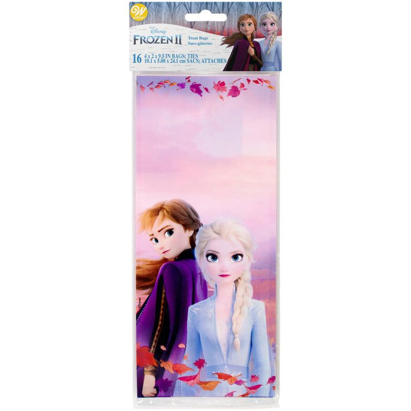 Disney Frozen 2 Treat Bags, 16-Count image number 1