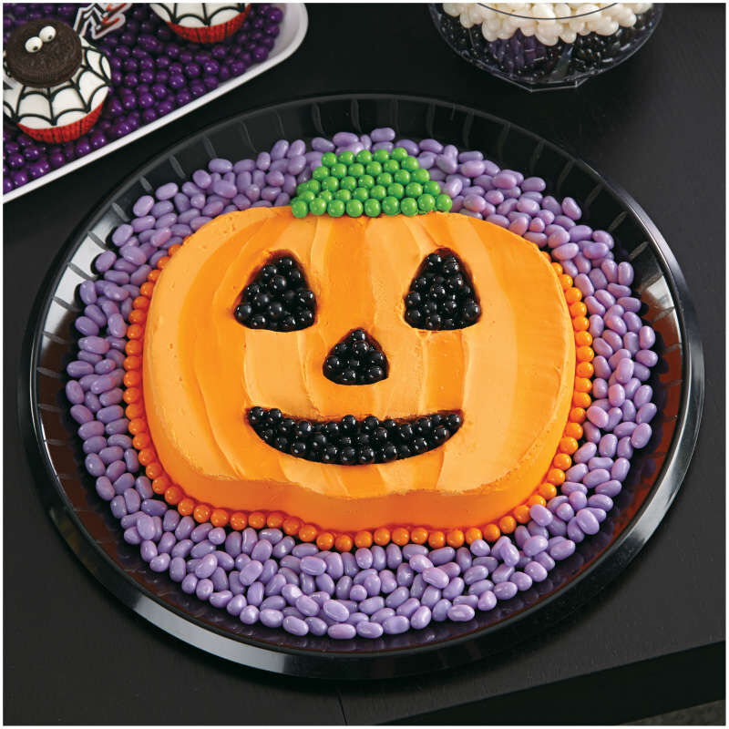 Jack-O-Lantern Shaped Cake Pan image number 4