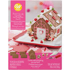 Valentine's Day cookie house decorating kit
