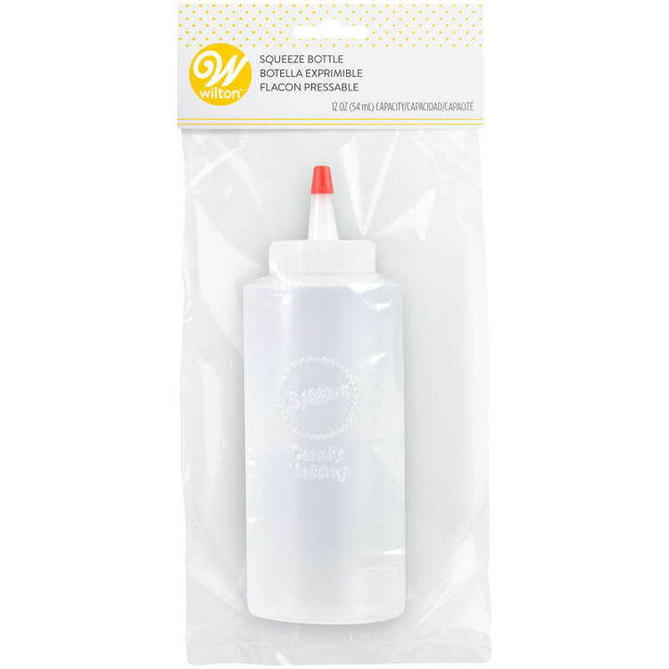 Candy Decorating Squeeze Bottle, 12 oz.