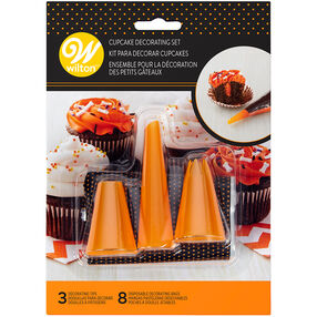 Halloween Cupcake Decorating Set, 11-Piece