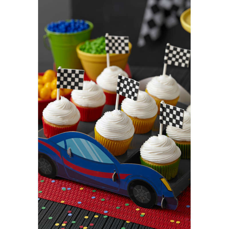 Bright Standard Cupcake Liners, 300-Count image number 5