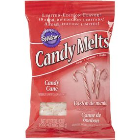 Wilton Candy Cane Candy Melts Candy