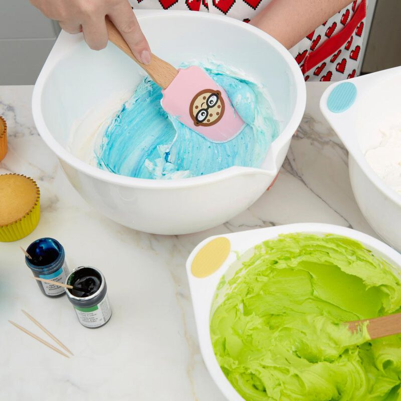 ROSANNA PANSINO by Mixing Bowl with Lids Set, 6-Piece image number 11