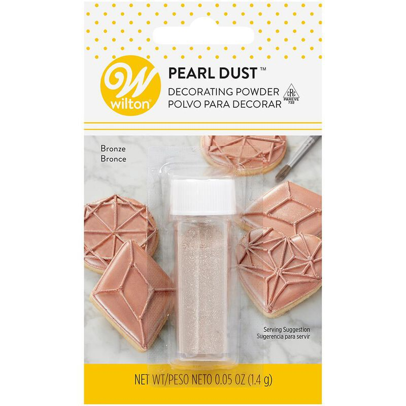 Bronze Pearl Dust, 0.05 oz. image number 0