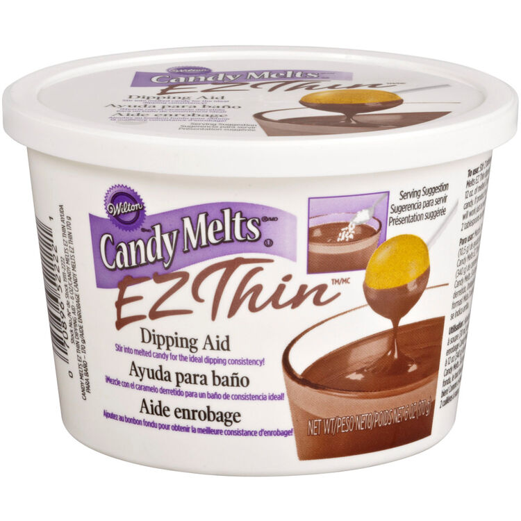 EZ Thin Dipping Aid for Candy Melts Candy, 6 oz.