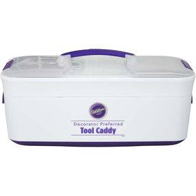 Decorator Preferred Cake Decorating Tool Caddy