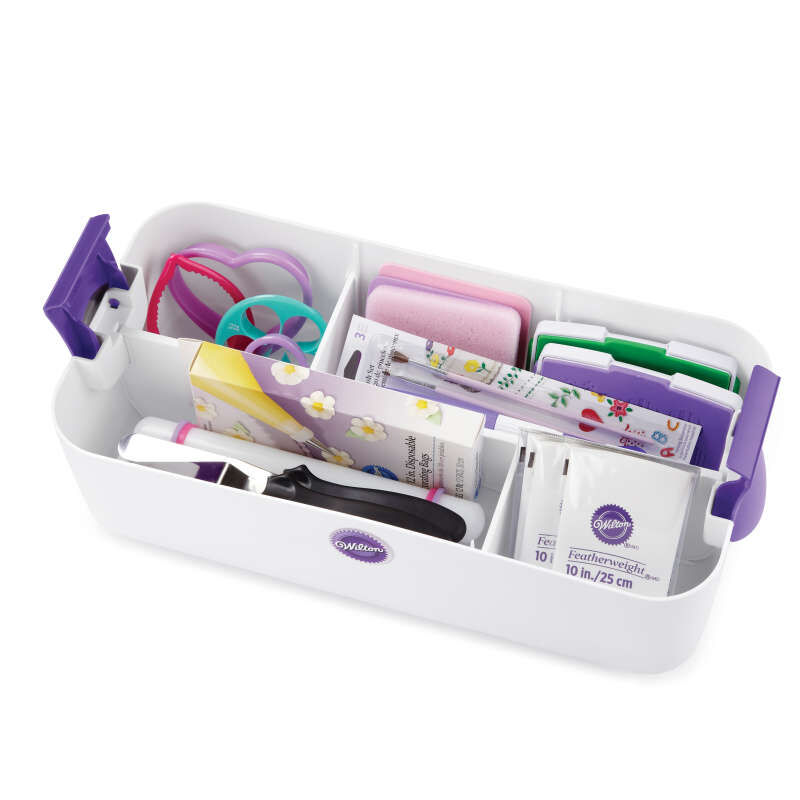 Decorator Preferred Cake Decorating Tool Caddy image number 8