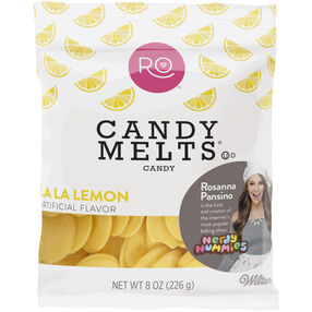Ro La La Lemon Candy Melts Candy
