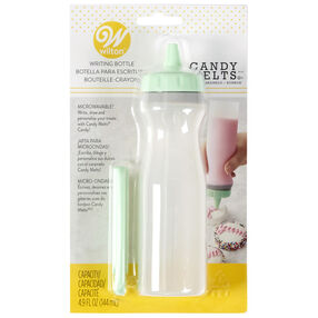 Candy Melts Candy Writing Bottle