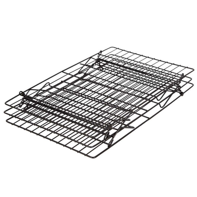 Recipe Right Non-Stick Cooling Rack Set, 3-Piece image number 1