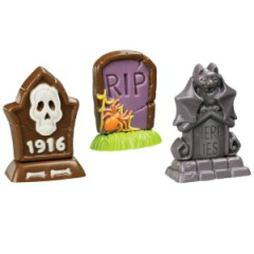 Creepy Tombstone Candy Mold