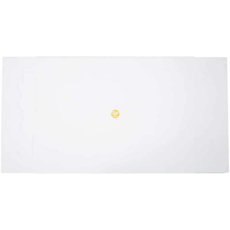 19 x 14 x 4-Inch White Cardboard Sheet Cake Boxes, 2-Count
