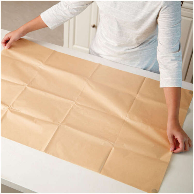 Disposable Counter Covers in Use