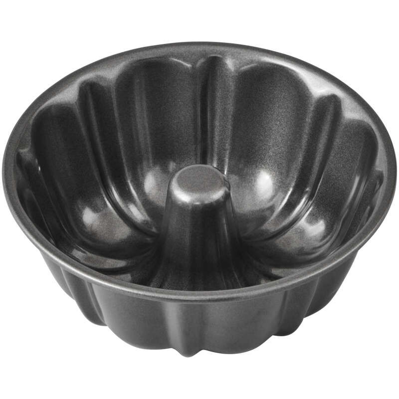 Fluted Tube Pan, 6 Inch image number 3