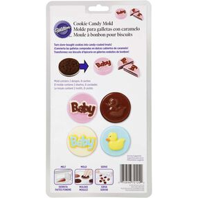Baby Cookie Candy Mold