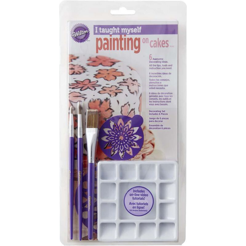 ITM Painting on Cakes, in packaging image number 0