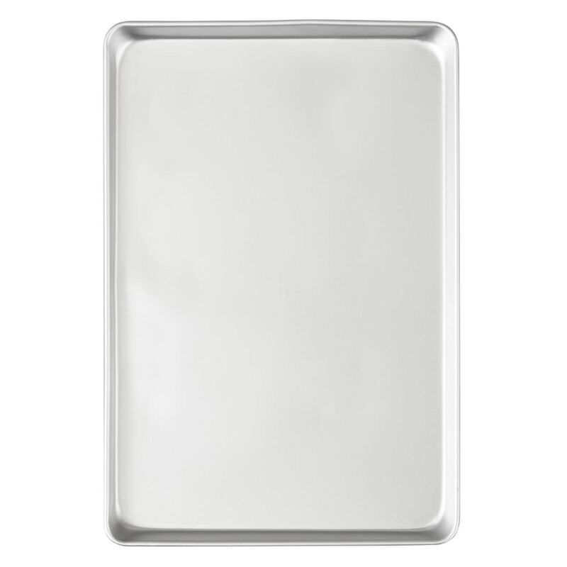 Performance Pans Aluminum Jelly Roll and Cookie Pan, 10.5 x 15.5-Inch image number 0