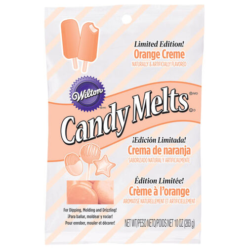 Limited Edition Orange Crème Candy Melts® Candy