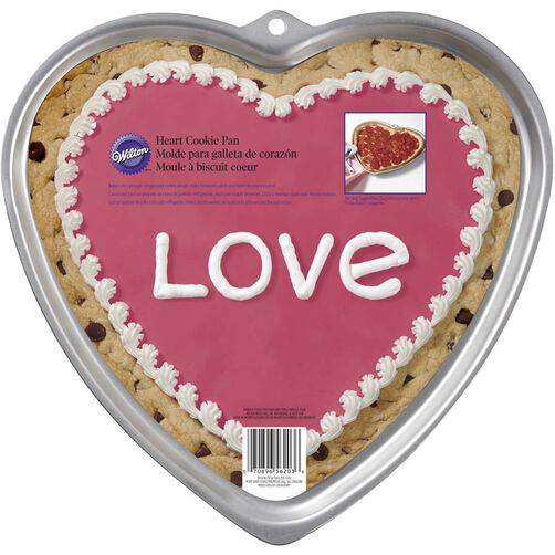 Giant Heart Cookie Pan Wilton