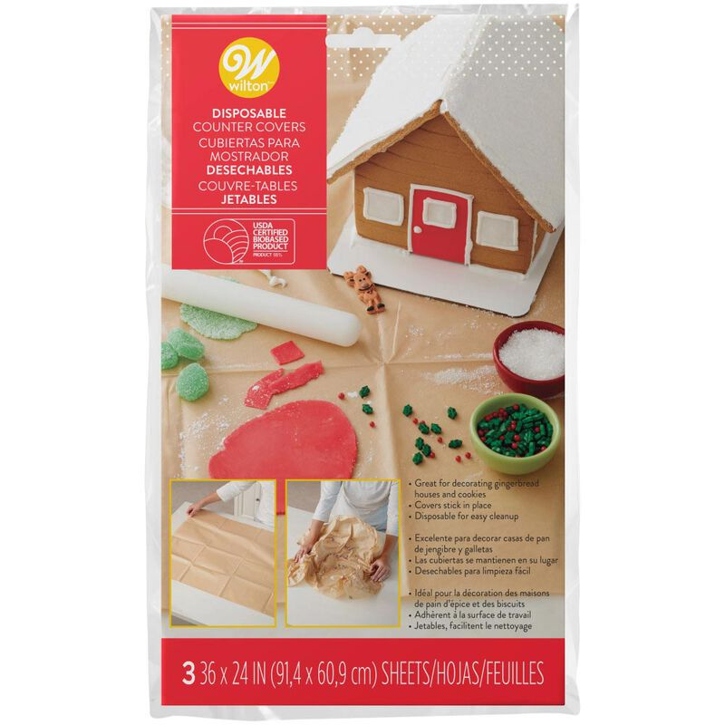 Disposable Counter Covers, 3-Count image number 1